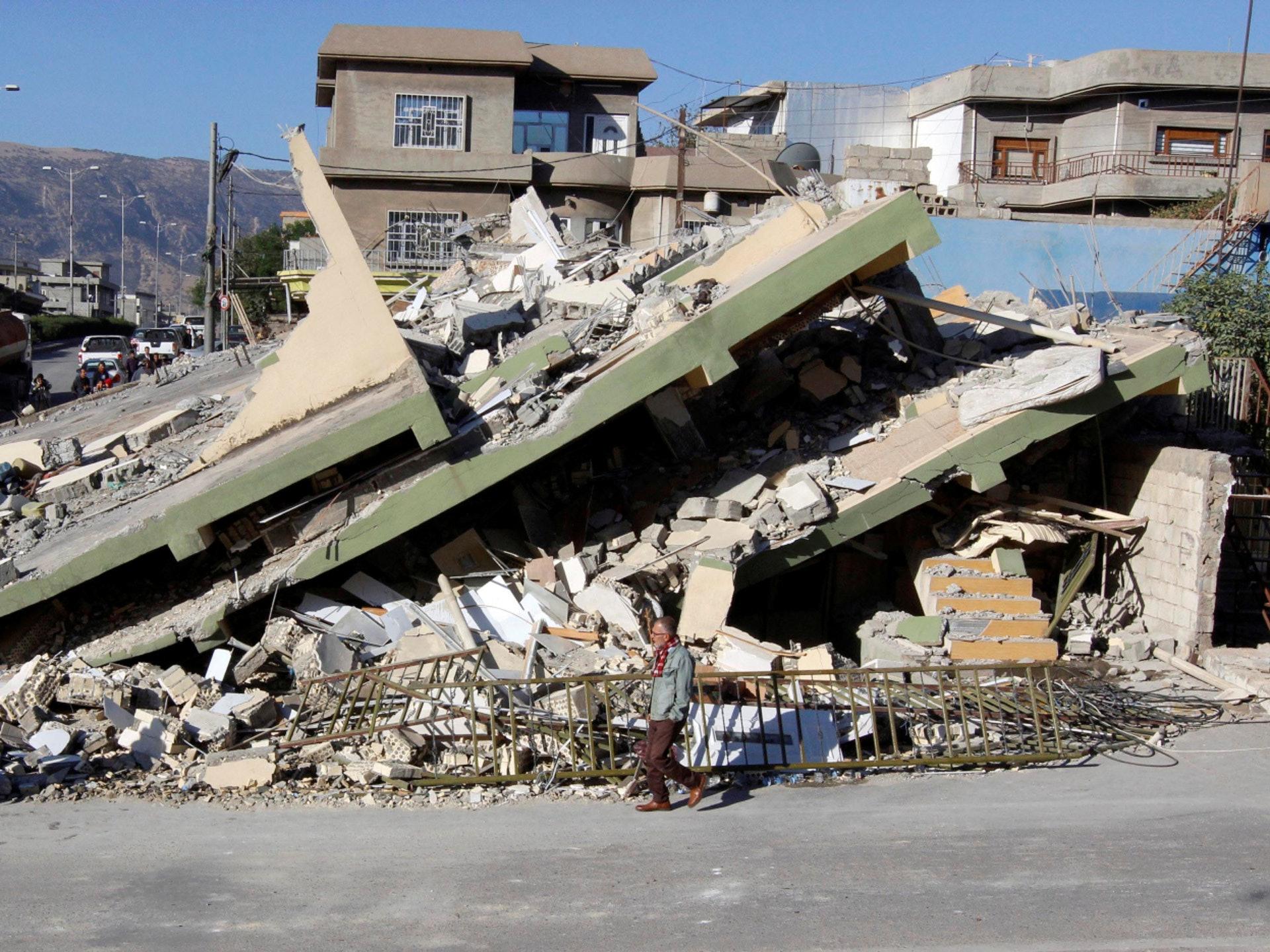 11 地震 5